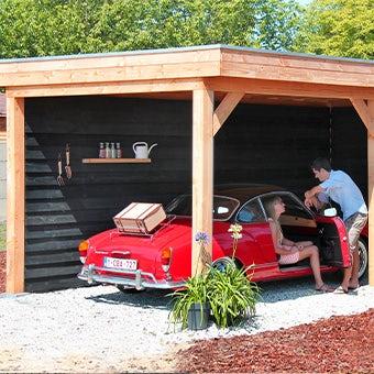 Carport Modulair