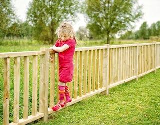 Tuinhekken en poorten